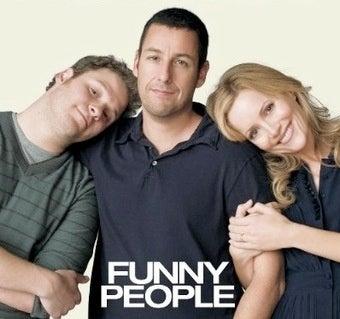 """Illustration for article titled Funny People: Adam Sandler Is A """"Revelation"""" Despite Penis Jokes"""