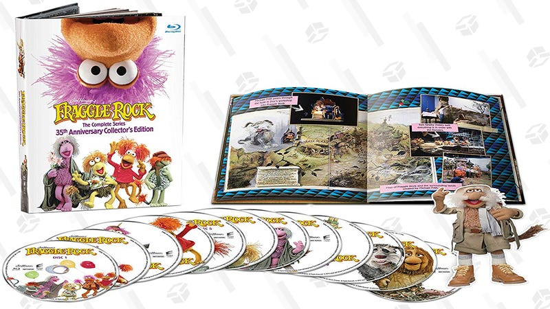 Fraggle Rock: The Complete Series on Blu-Ray | $35 | Amazon