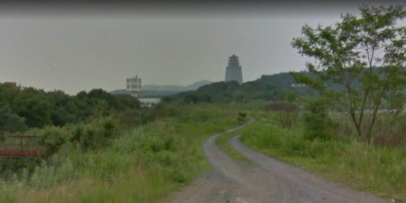 Linenaya Ulitsa. Google Maps