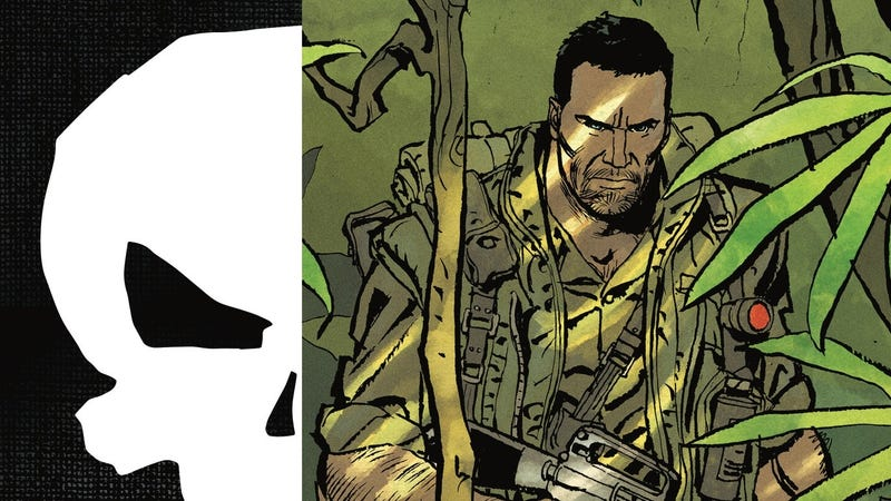 This Punisher: The Platoon exclusive details Frank's first tour of Vietnam
