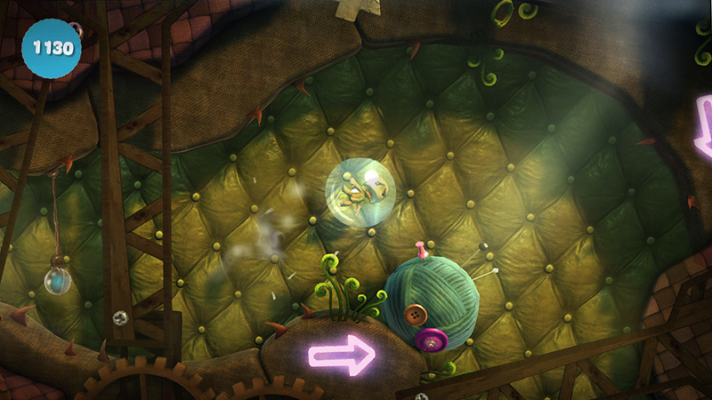Illustration for article titled LittleBigPlanet Will Show Off Your Fancy New PlayStation Vita