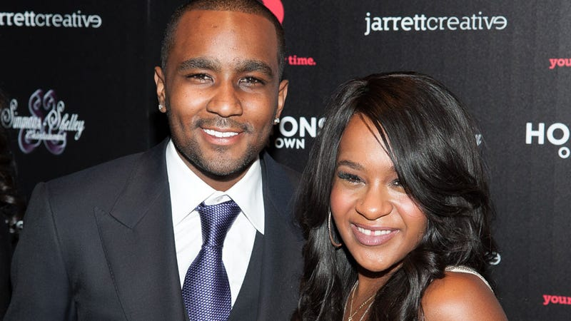 Illustration for article titled Bobbi Kristina Announces She's 'Happily Married'