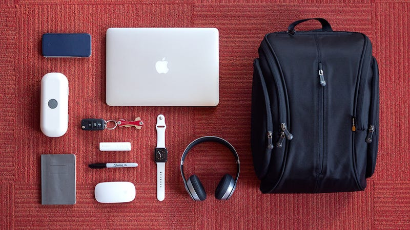 Illustration for article titled The Apple Accessory Designer's Bag