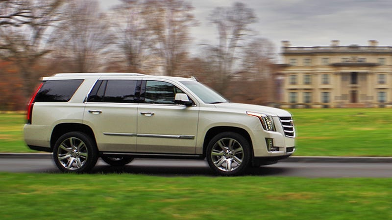 Illustration for article titled 2015 Cadillac Escalade: We Found Out If It's Really $90,000 Worth Of SUV