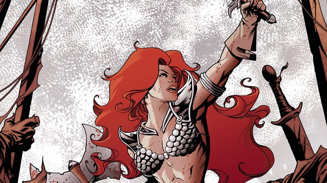 Tomb Raider Showrunner Tasha Huo Is Joining Joey Soloway to Write Red Sonja