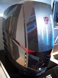 Illustration for article titled Asus's First Gaming Desktop ARES CG6150 Looks Like a Decepticon