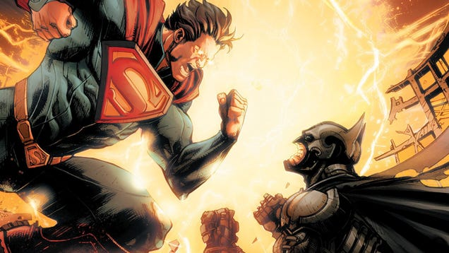 DC s Injustice Movie Finds the Voice Actors Among Us