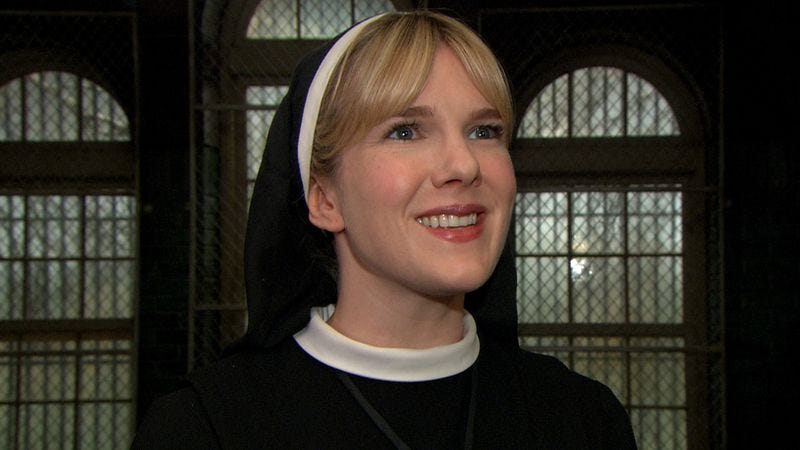 Illustration for article titled Lily Rabe will also reprise her American Horror Story role