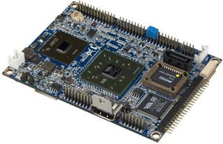 Illustration for article titled Via Pico-ITX Motherboard Runs 1080p Video Like a Champ