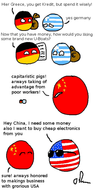 Illustration for article titled China can into capitalism