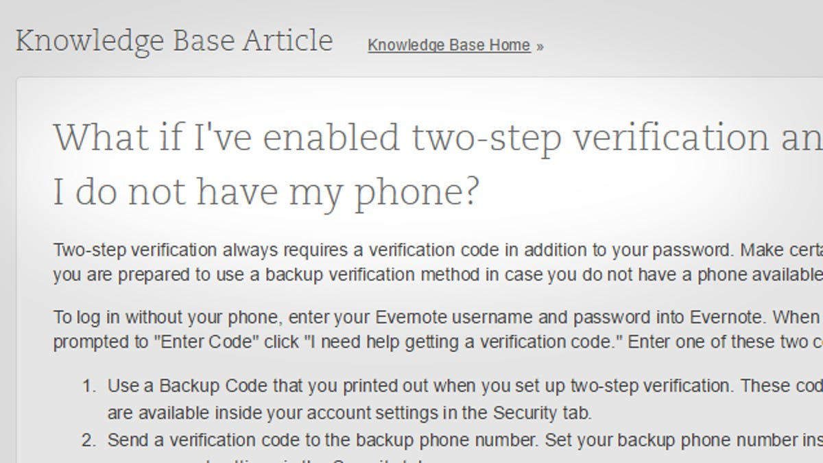 What Happens If I Use Two-Factor Authentication and Lose My