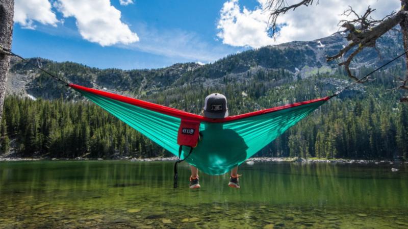 ENO SingleNest Camping Hammock | $45 | Amazon