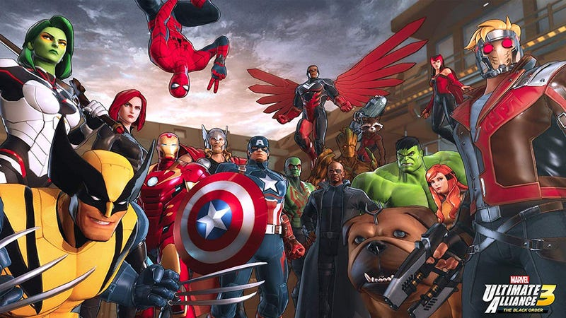 Marvel Ultimate Alliance 3: The Black Order | $52 | Amazon | Discount shown in cart