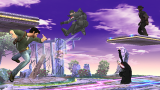 Illustration for article titled Modders Bring PlayStation's All-Stars to Super Smash Bros. Brawl