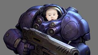 Illustration for article titled Former Pro Gamer Gives Unborn Child StarCraft Nickname