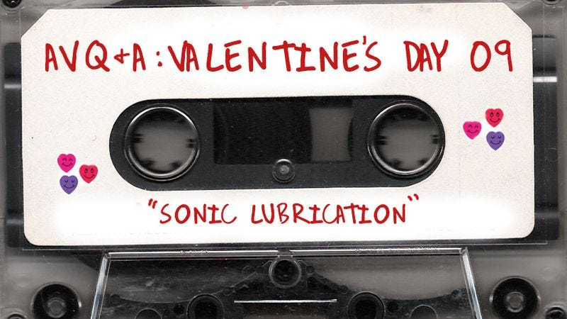 Illustration for article titled AVQ&A: Valentine's Day mix-tapes