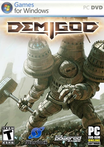 Illustration for article titled Demigod Review: Aspiring To Godhood