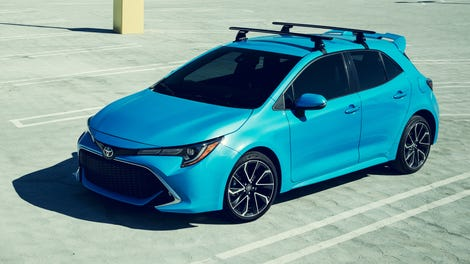 2020 Toyota Corolla Don T Sleep On This One Because It Looks Pretty