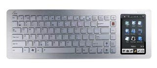 Illustration for article titled ASUS Eee Keyboard Blithely Glides Past June Release, Now Scheduled For August