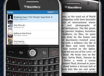 Illustration for article titled Kindle App Arrives on BlackBerry