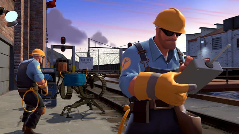 Illustration for article titled Team Fortress 2 Patch Goes Out To All The Multi-Core Users Out There