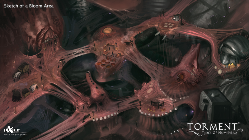 Illustration for article titled A Look At The Bloom From Torment: Numenera