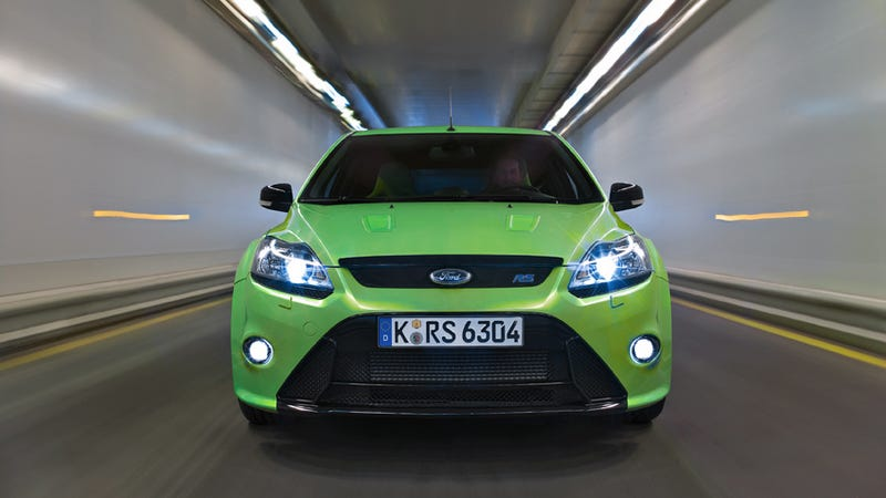 Illustration for article titled 2016 Ford Focus RS gets AWD, 2.3 Ecoboost, and a likely US version