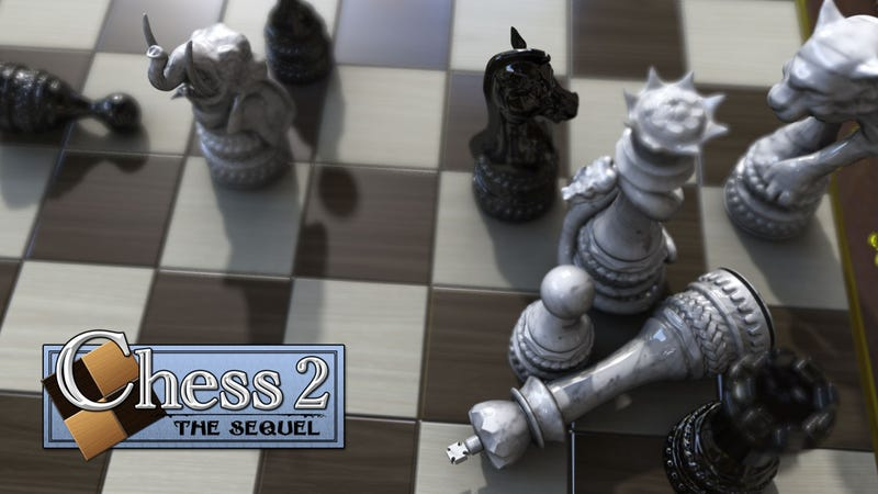 Illustration for article titled Well, Thank God, Someone's Finally Making the Sequel to Chess