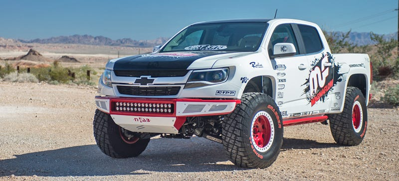 We've seen a few renderings and bits to make the 2015 Chevy Colorado ...