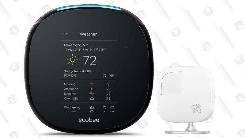 Ecobee4 | $209 | Amazon