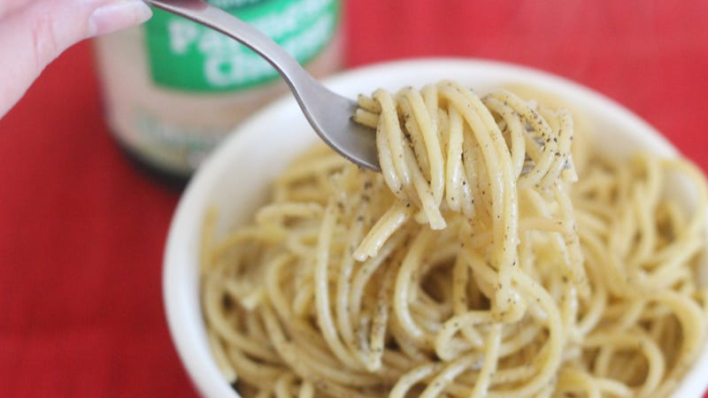 The Case for Powdered Parmesan