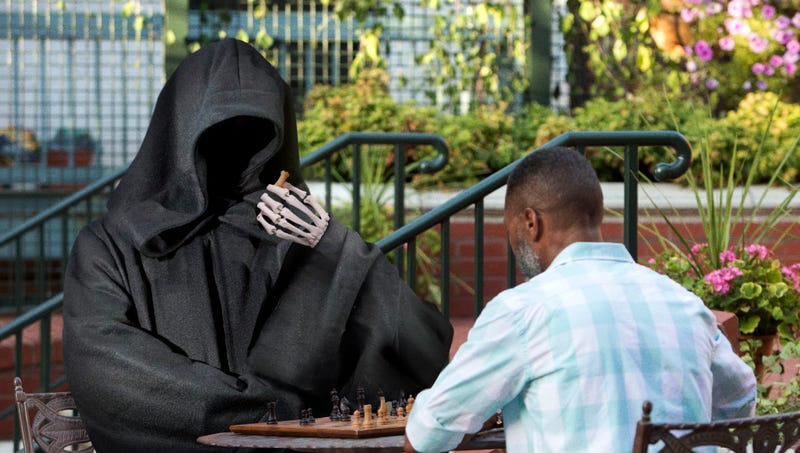 Illustration for article titled New Report Finds Fastest-Rising Cause Of Death In U.S. Is Losing Chess Match To Grim Reaper