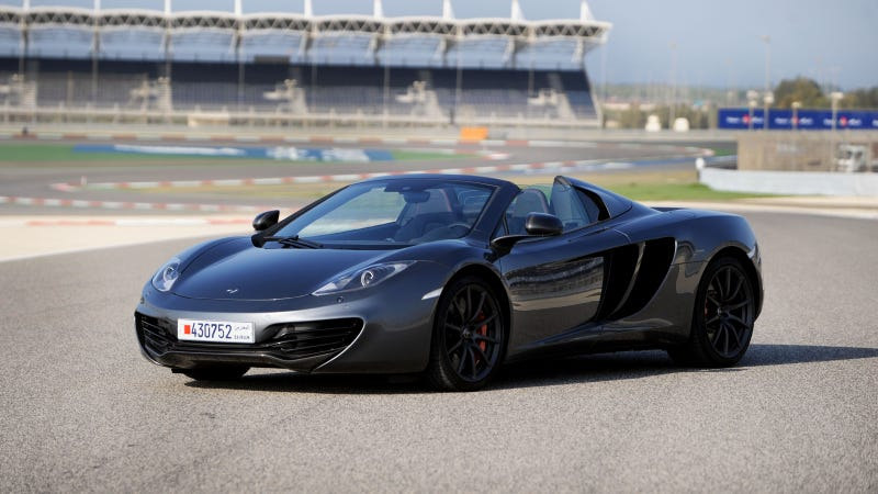 Illustration for article titled McLaren Automotive Retains Award For 'Best Super Car' In The Middle East
