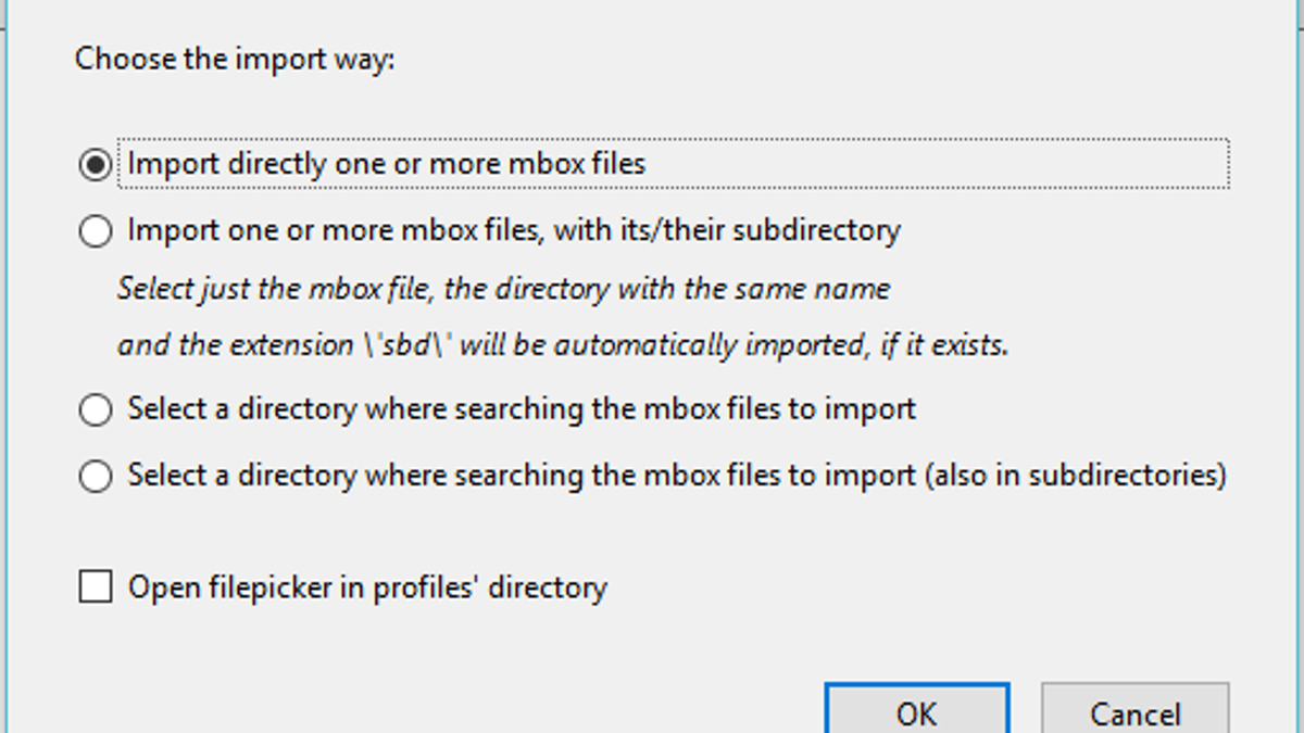 How to Back Up Your Gmail and View  MBOX Files
