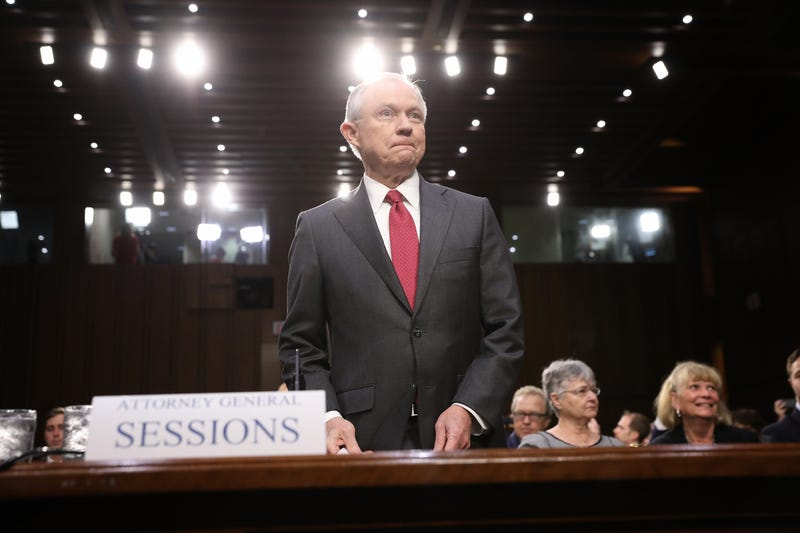 SHOWDOWN: Sessions battles top Democratic senator over Comey's testimony