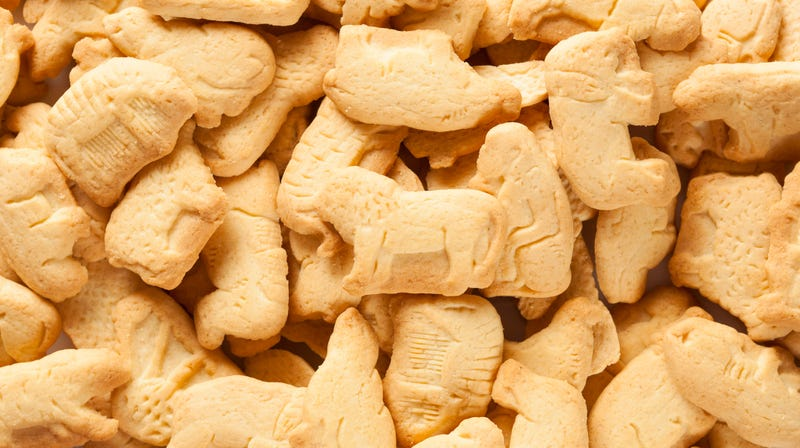 Illustration for article titled Animal crackers are liberated from their two-dimensional prison thanks to PETA