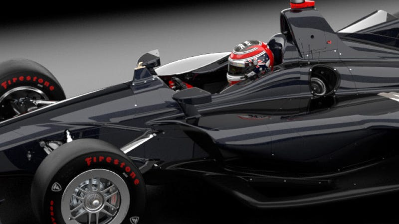 Illustration for article titled IndyCar Adopts Cockpit Safety Mechanism That No One's Ever Heard Of