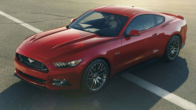 When You Think Muscle Car Many Picture A Prehistoric V8 Belching Exhaust And Cheesy Rock Music The 2015 Ford Mustang Is Not That