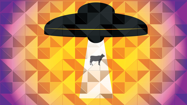 Illustration for article titled Open Forum: Not Saying Its Aliens...
