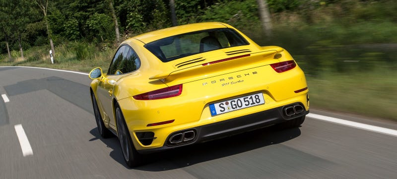 Illustration for article titled Porsche Confirms Almost Every 911 Will Be A 911 Turbo In 2016