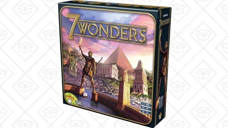 7 Wonders, $24