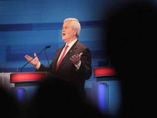 Newt Gingrich, GOP presidential candidate (Scott Olson/Getty Images)