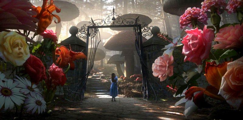 Illustration for article titled Alice In Wonderland Review: A Bitter Underland