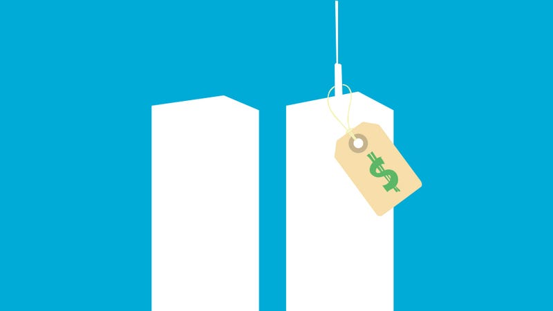 Illustration for article titled The Worst 9/11 Commemorative Crap Your Money Can Buy
