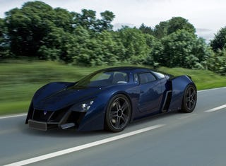 Illustration for article titled Marussia B2 CG Images