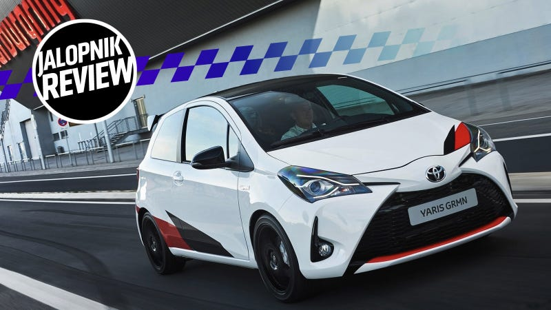 Why The 209 Hp Toyota Yaris Grmn Actually Feels Like The Fastest Car