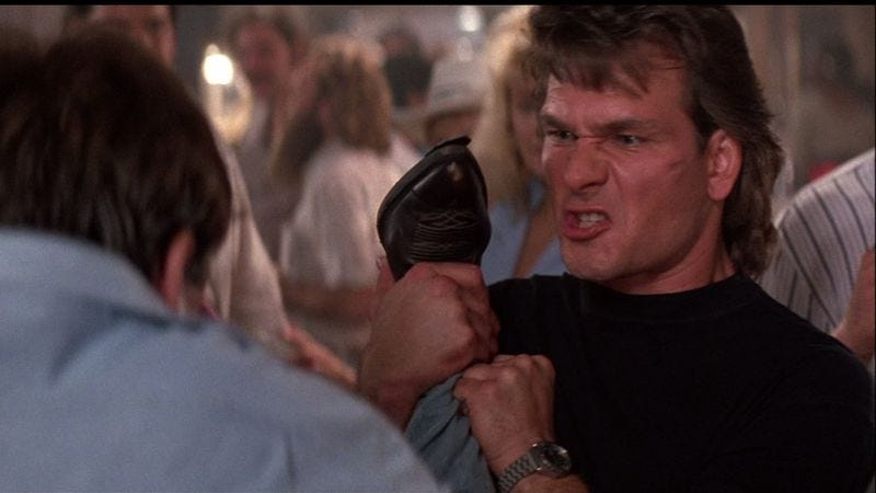 Illustration for article titled Road House is reportedly teaching the NYPD how to be nice during beatings