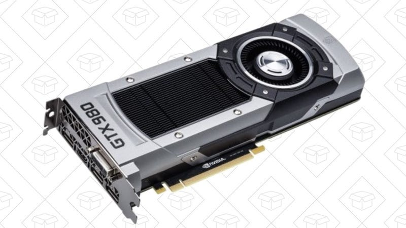Dell NVIDIA GeForce GTX 980 4GB GDDR5 Graphics Card | $298 | Microsoft