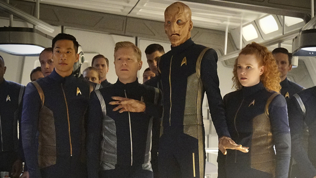 On Star Trek: Discovery, the Consequences Are Finally Starting to Catch Up With Our Heroes