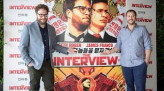 """SONY  CEO and Chairman Michael Lynton said of ""The Interview"" Friday, ""It was  only when the movie theaters themselves had said that they couldn't  take the movie that we had to say that we couldn't release it on the  25th of December.""Sony Pictures Entertainment"